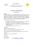 reglement fonctionnement septembre 2019