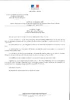 Statut 16 décembre 2019 Modif siege social 01012020